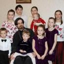 семья о. Филиппа Ильяшенко