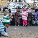 Благотворительность Киров Центр защиты материнства и детства Моя семья Дети 20150731