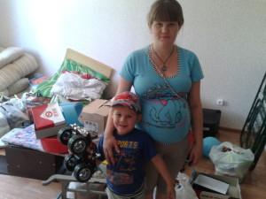 Благотворительность Киров Центр защиты материнства и детства Моя семья помощь матерям и детям 201507303