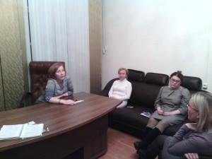 18 декабря  2015 год Центр Моя семья Киров выпуск психоогов  7