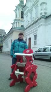 2016 05 Детский стульчик и манеж Мокрушиной 2