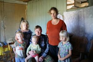 Семья Ворожцовых