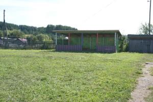 Суворовское детская площадка садика 2