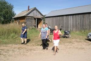 Суворовское работники фермы