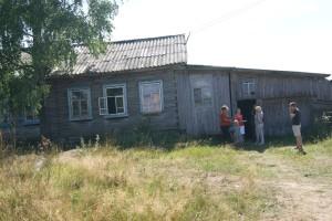 Сырьяны дом Ворожцовых