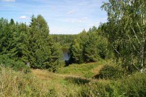 Сырьяны река