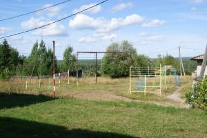 Сырьяны школа спортивная площадка