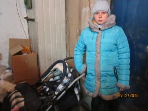 2015 декабрь выдача Коляски Шуляевой Юлии